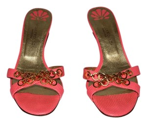 Hollywould Coral Mules