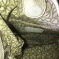 Fossil Bag Tote in cream Image 11