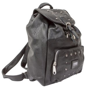 PINK Pack Studded Faux Leather Limited Edition Backpack