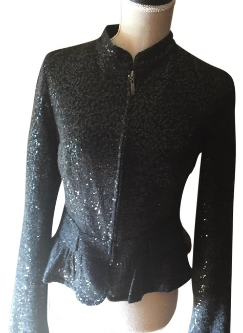 Preload https://img-static.tradesy.com/item/22182111/inc-international-concepts-gray-wool-sequined-peplum-jacket-blazer-size-4-s-0-1-650-650.jpg