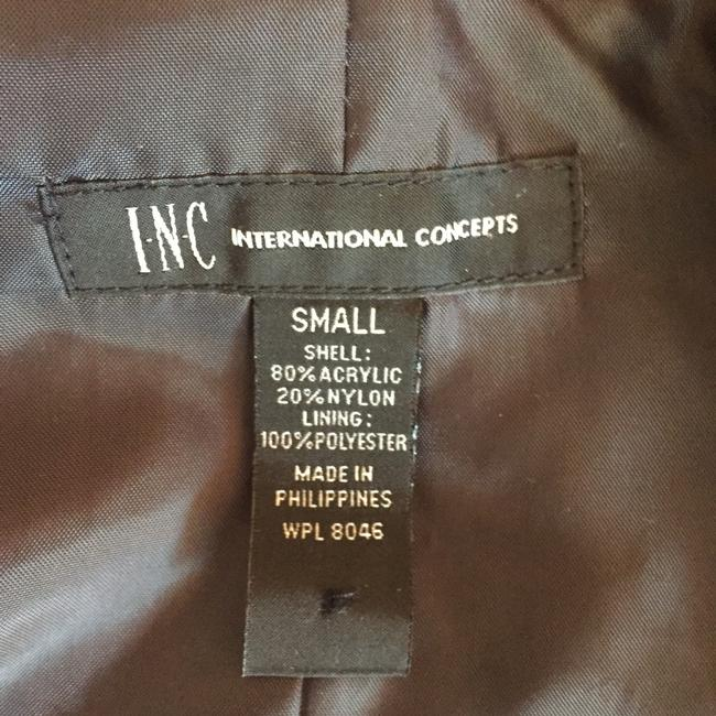 INC International Concepts Gray Blazer Image 6