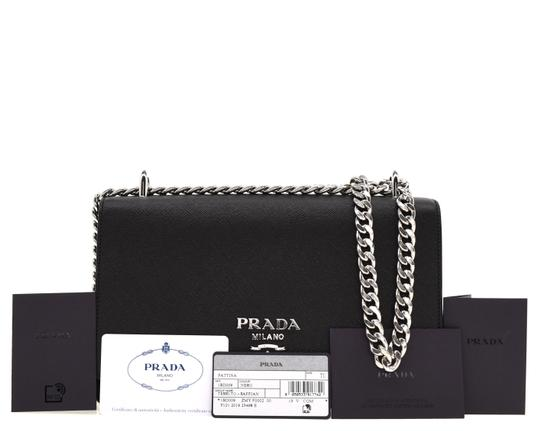 Prada Saffiano Messenger Cross Body Bag Image 3