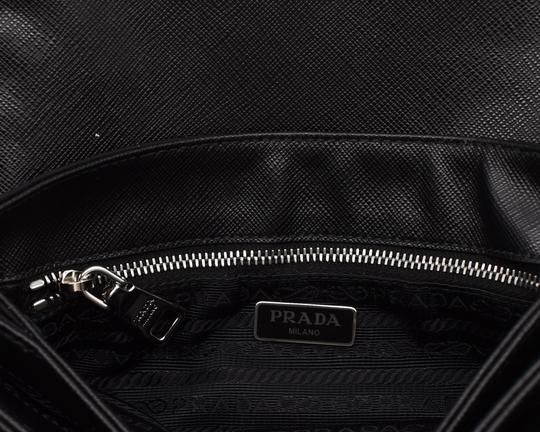Prada Saffiano Messenger Cross Body Bag Image 5