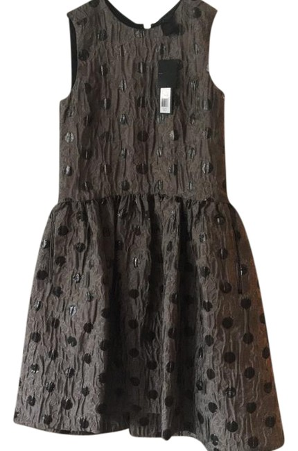 Preload https://img-static.tradesy.com/item/22182303/marc-by-marc-jacobs-brown-m1122327-mid-length-night-out-dress-size-2-xs-0-1-650-650.jpg
