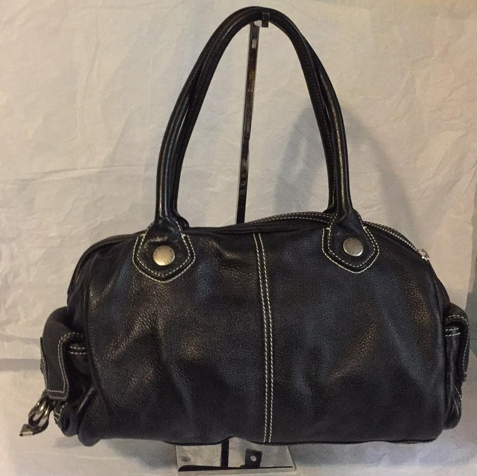 Soft Black by Marc Jacobs Satchel Leather New Marc WBIxAHwqnW