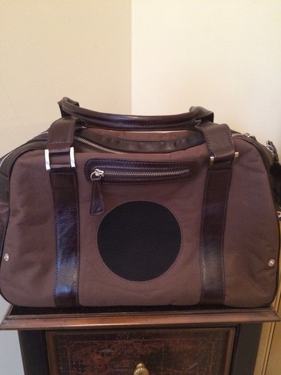 Emre New York Brown Travel Bag