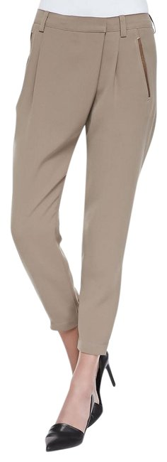 Preload https://img-static.tradesy.com/item/22183086/vince-beige-wrap-front-leather-detail-relaxed-fit-pants-size-6-s-28-0-1-650-650.jpg
