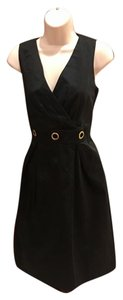 Ellen Tracy short dress black on Tradesy