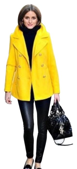 Item - Yellow Majesty In Coat Size 4 (S)