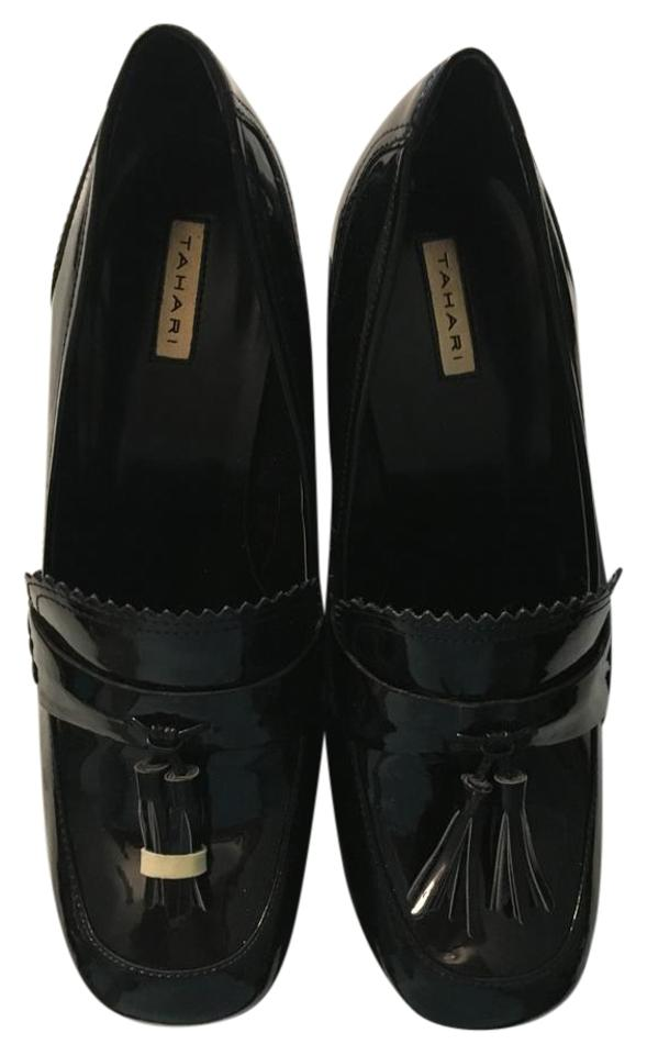 LADY Tahari Black Poppy Pumps styles Different styles and styles Pumps 045bb4