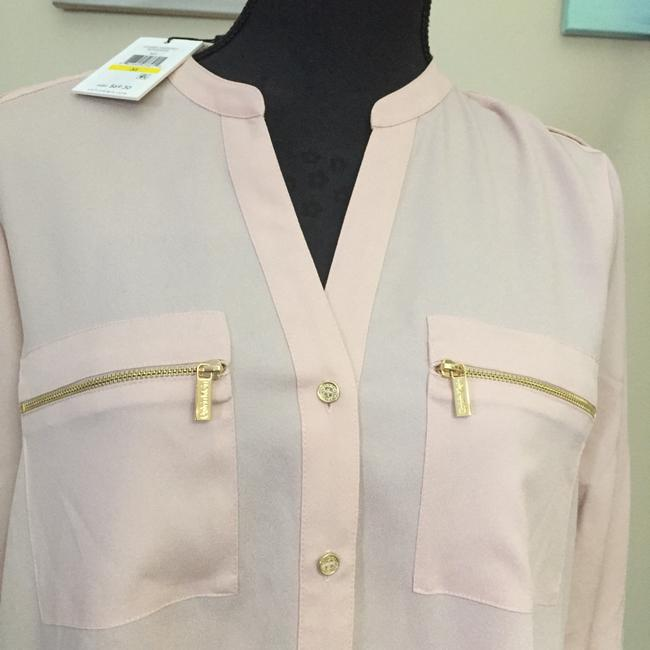 Calvin Klein Button Down Shirt blush
