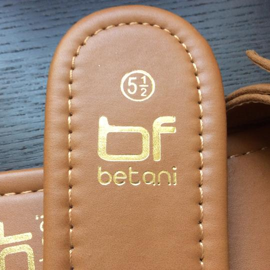 Betani Dark tan Sandals