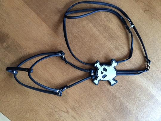 Poochee Designs Skull Harness Leash
