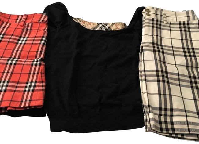 Preload https://img-static.tradesy.com/item/22183861/burberry-bundle-of-2-pairs-of-and-blouse-shorts-size-0-xs-25-0-4-650-650.jpg