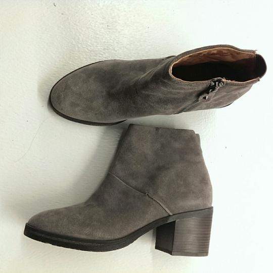 Gentle Souls Grey Boots
