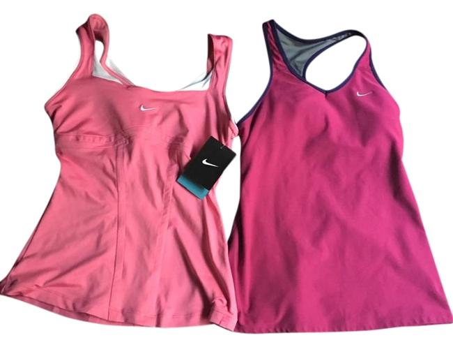 Preload https://item3.tradesy.com/images/nike-2-sets-of-dri-fit-built-in-bra-activewear-top-size-4-s-22183902-0-1.jpg?width=400&height=650