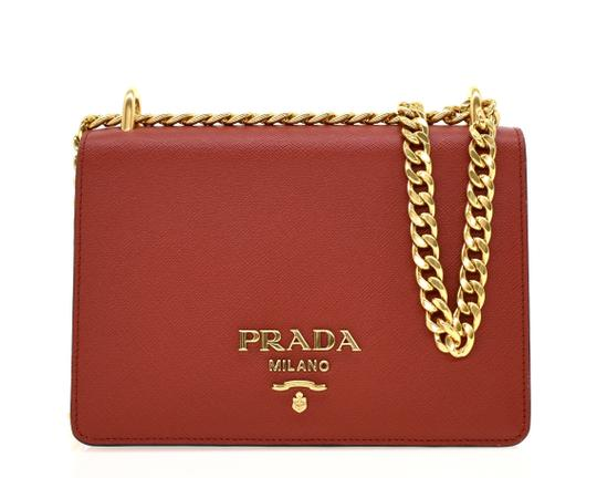 Prada Messenger Cross Body Bag Image 1