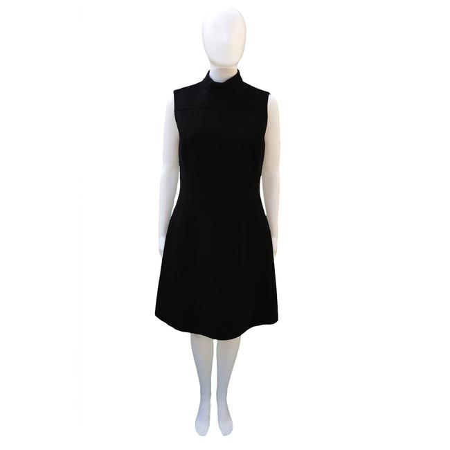 Preload https://item3.tradesy.com/images/michael-kors-black-shift-mid-length-workoffice-dress-size-8-m-22184112-0-1.jpg?width=400&height=650