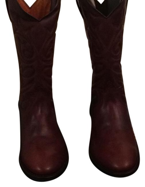 Item - Dark Brown Boots/Booties Size US 10.5 Wide (C, D)
