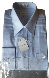 Dior button down shirts up to 90 off at tradesy for Christian dior button up shirt