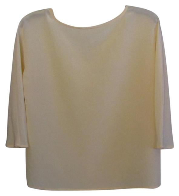 Preload https://item1.tradesy.com/images/madewell-ivory-v-back-silk-blouse-size-2-xs-22184200-0-1.jpg?width=400&height=650