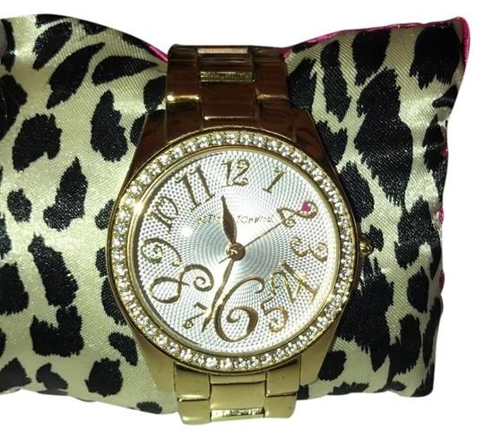 Preload https://item1.tradesy.com/images/betsey-johnson-gold-plated-watch-22184285-0-1.jpg?width=440&height=440
