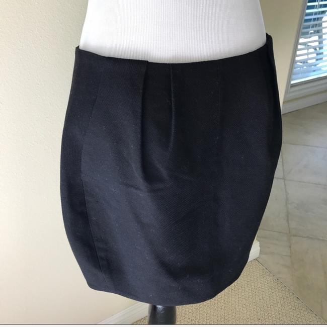 Helmut Lang Mini Skirt Black Image 2