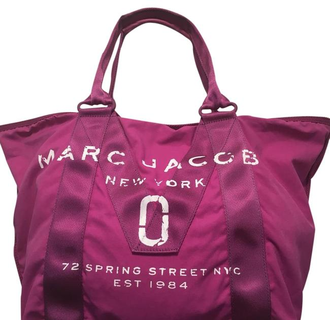 Item - New Logo Lilac Canvas Tote