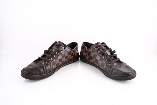 Louis Vuitton * Damier Low Top Sneaker Shoes