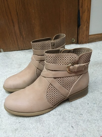 LifeStride Tan Boots