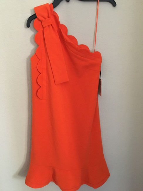 Victoria Beckham for Target short dress Orange on Tradesy