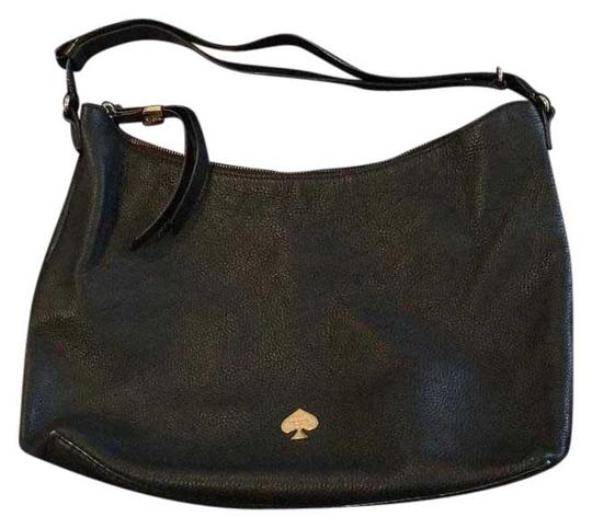 Preload https://img-static.tradesy.com/item/22184578/kate-spade-black-leather-hobo-bag-0-1-540-540.jpg