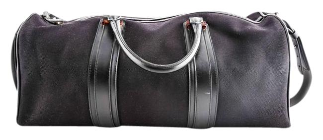 Tom Ford Duffle * Calf Leather Black Weekend/Travel Bag Tom Ford Duffle * Calf Leather Black Weekend/Travel Bag Image 1