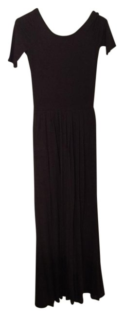Preload https://item3.tradesy.com/images/bordeaux-brown-long-casual-maxi-dress-size-petite-2-xs-22184782-0-1.jpg?width=400&height=650