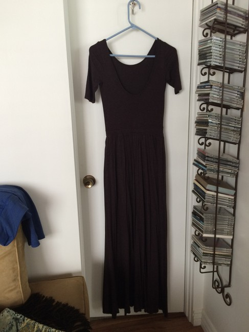 Brown Maxi Dress by Bordeaux Anthropologie Maxi