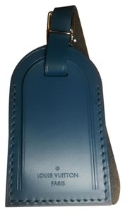 Louis Vuitton LOUIS VUITTON Vachetta Leather Luggage Tag