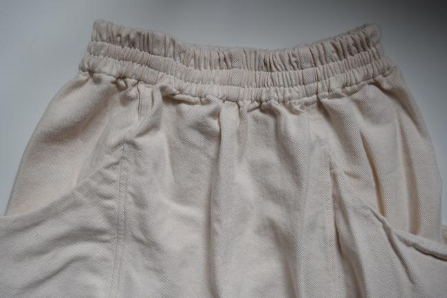 Elizabeth Suzann Made In Usa Clyde Moon Pockets Clyde Trouser Pants White Image 7