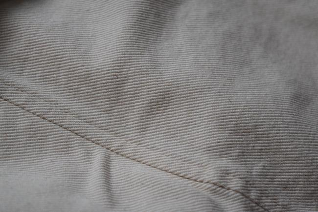 Elizabeth Suzann Made In Usa Clyde Moon Pockets Clyde Trouser Pants White Image 9