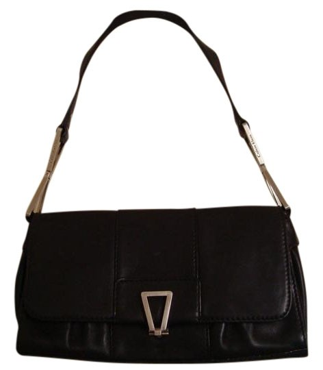 Preload https://img-static.tradesy.com/item/22184913/calvin-klein-small-black-leather-shoulder-bag-0-1-540-540.jpg