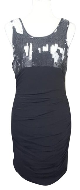 Preload https://item4.tradesy.com/images/alice-olivia-blackgrey-the-sequin-long-cocktail-dress-size-12-l-22184923-0-1.jpg?width=400&height=650
