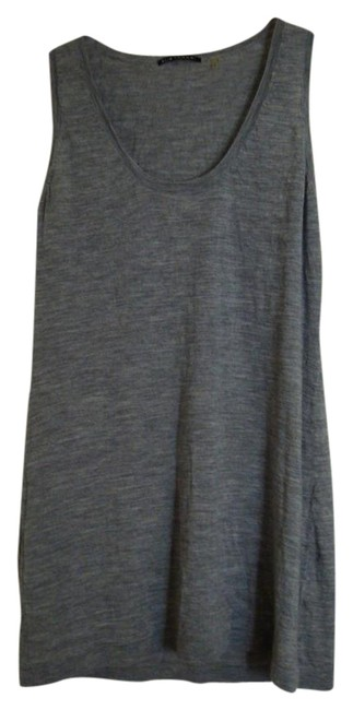 Preload https://img-static.tradesy.com/item/22185004/elie-tahari-grey-wool-sleeveless-sweater-mid-length-short-casual-dress-size-8-m-0-1-650-650.jpg