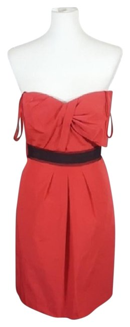 Preload https://item5.tradesy.com/images/bcbgmaxazria-redblack-bcbg-berry-with-band-cocktail-dress-size-6-s-22185019-0-1.jpg?width=400&height=650