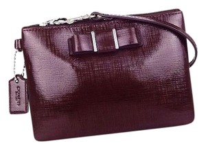 Coach Wristlet in Sherry