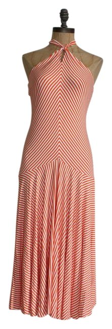Preload https://item4.tradesy.com/images/anthropologie-orange-white-coreylynncalter-striped-halter-mid-length-short-casual-dress-size-12-l-22185113-0-1.jpg?width=400&height=650