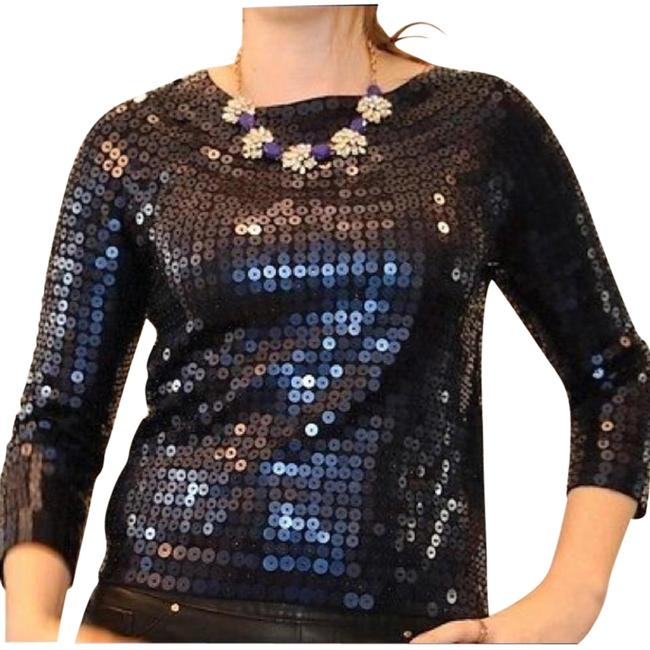 Preload https://item3.tradesy.com/images/jcrew-sequin-ballet-paillettes-sweaterpullover-size-0-xs-22185237-0-1.jpg?width=400&height=650