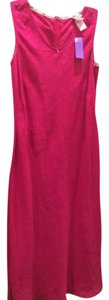 Bright pink Maxi Dress by Oilily