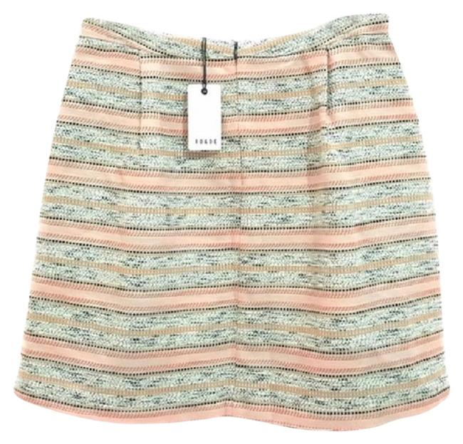 Preload https://item1.tradesy.com/images/anthropologie-pink-elsie-by-ro-and-de-large-miniskirt-size-12-l-32-33-22185365-0-1.jpg?width=400&height=650