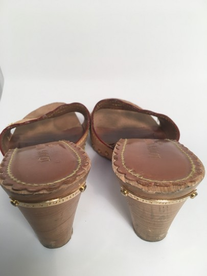 Louis Vuitton Nude Sandals
