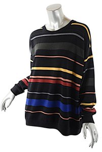 Stella McCartney Color Stripe Virgin Wool Sweater