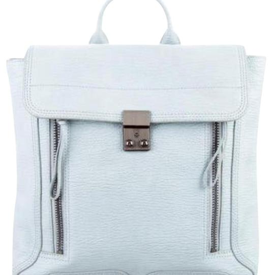 Preload https://item2.tradesy.com/images/31-phillip-lim-lin-classic-light-blue-leather-backpack-22185526-0-1.jpg?width=440&height=440